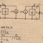 Y-Parameter Equivalent Circuits