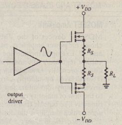 MOSFET AND CLASS D POWER AMPLIFIERS Electronics Assignment