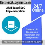 ARM Based SoC Implementation