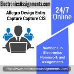 Allegro Design Entry Capture/Capture CIS