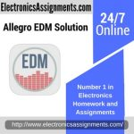 Allegro EDM Solution