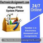 Allegro PCB Designer Electronics Assignment Help and Homework Help