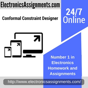 Conformal Constraint Designer Assignment help
