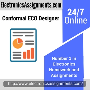 Conformal ECO Designer Assignment help