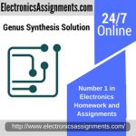 Genus Synthesis Solution