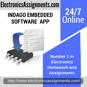 INDAGO EMBEDDED SOFTWARE APP Assignment help