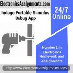 Indago Portable Stimulus Debug App