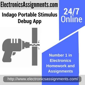 Indago Portable Stimulus Debug App Assignment help
