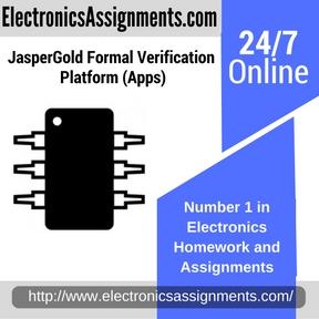 JasperGold Formal Verification Platform (Apps) Assignment help