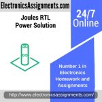 Joules RTL Power Solution