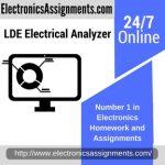LDE Electrical Analyzer