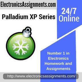 Palladium XP Series Assignment Help