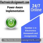 Power-Aware Implementation
