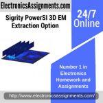 Sigrity PowerSI 3D EM Extraction Option