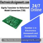 Sigrity Transistor-to-Behavioral Model Conversion (T2B)