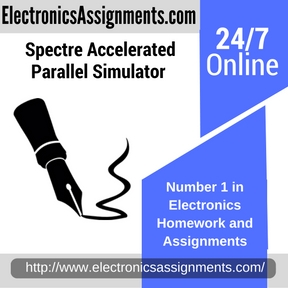 Spectre Accelerated Parallel Simulator Assignment Help