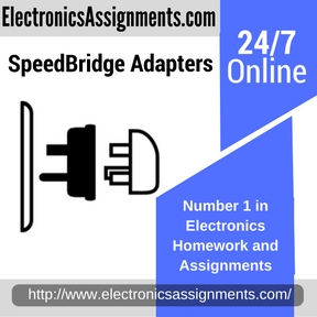 SpeedBridge Adapters Assignment help