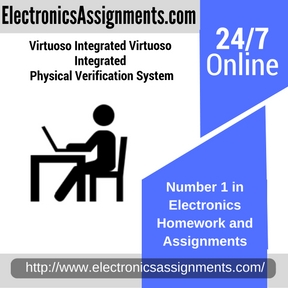 Virtuoso Integrated Virtuoso Integrated Physical Verification System Assignment Help
