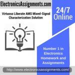 Virtuoso Liberate AMS Mixed-Signal Characterization Solution
