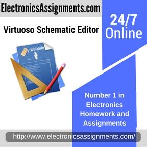Virtuoso Schematic Editor Assignment Help